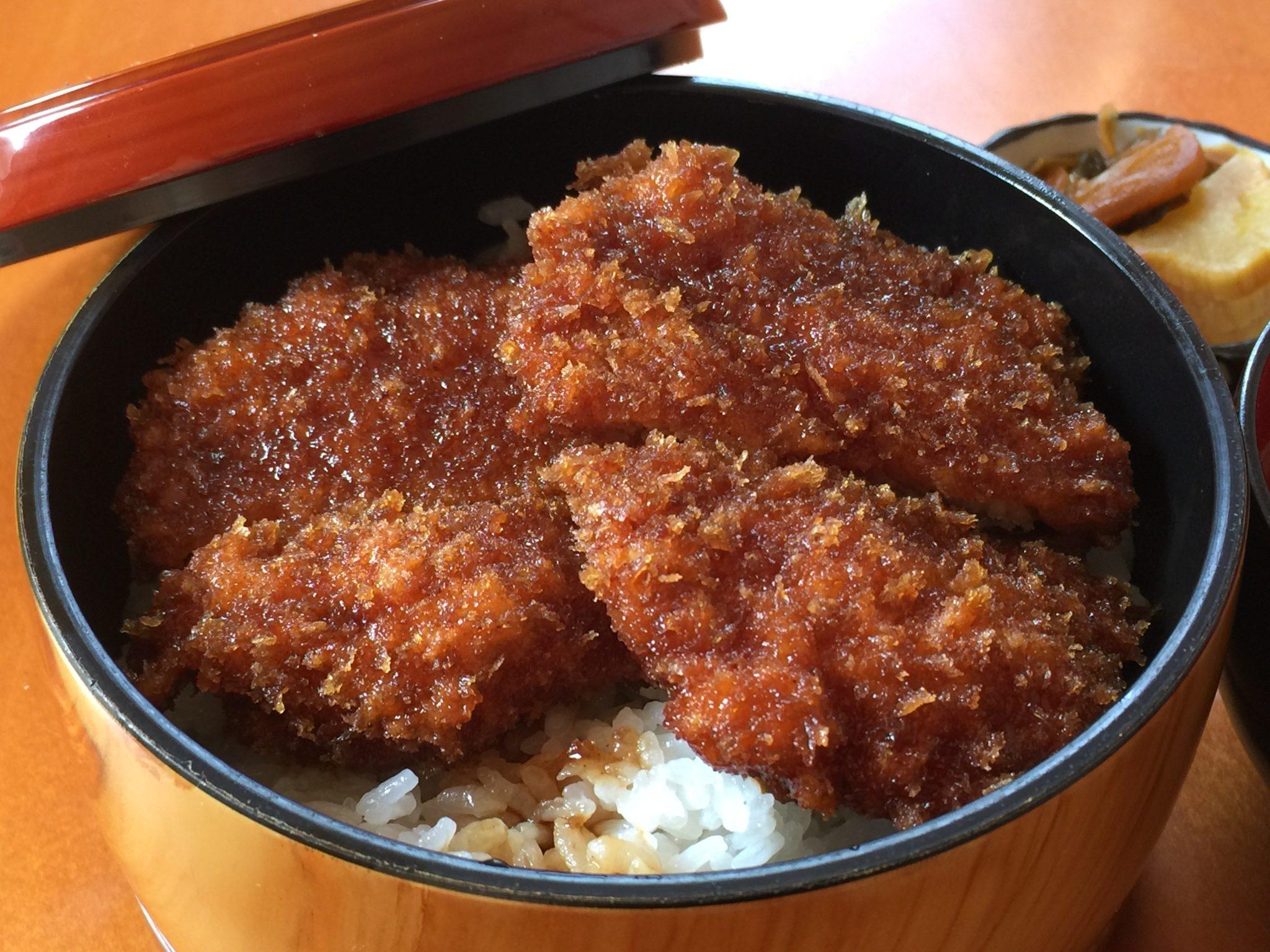 ソース丼(¥750)