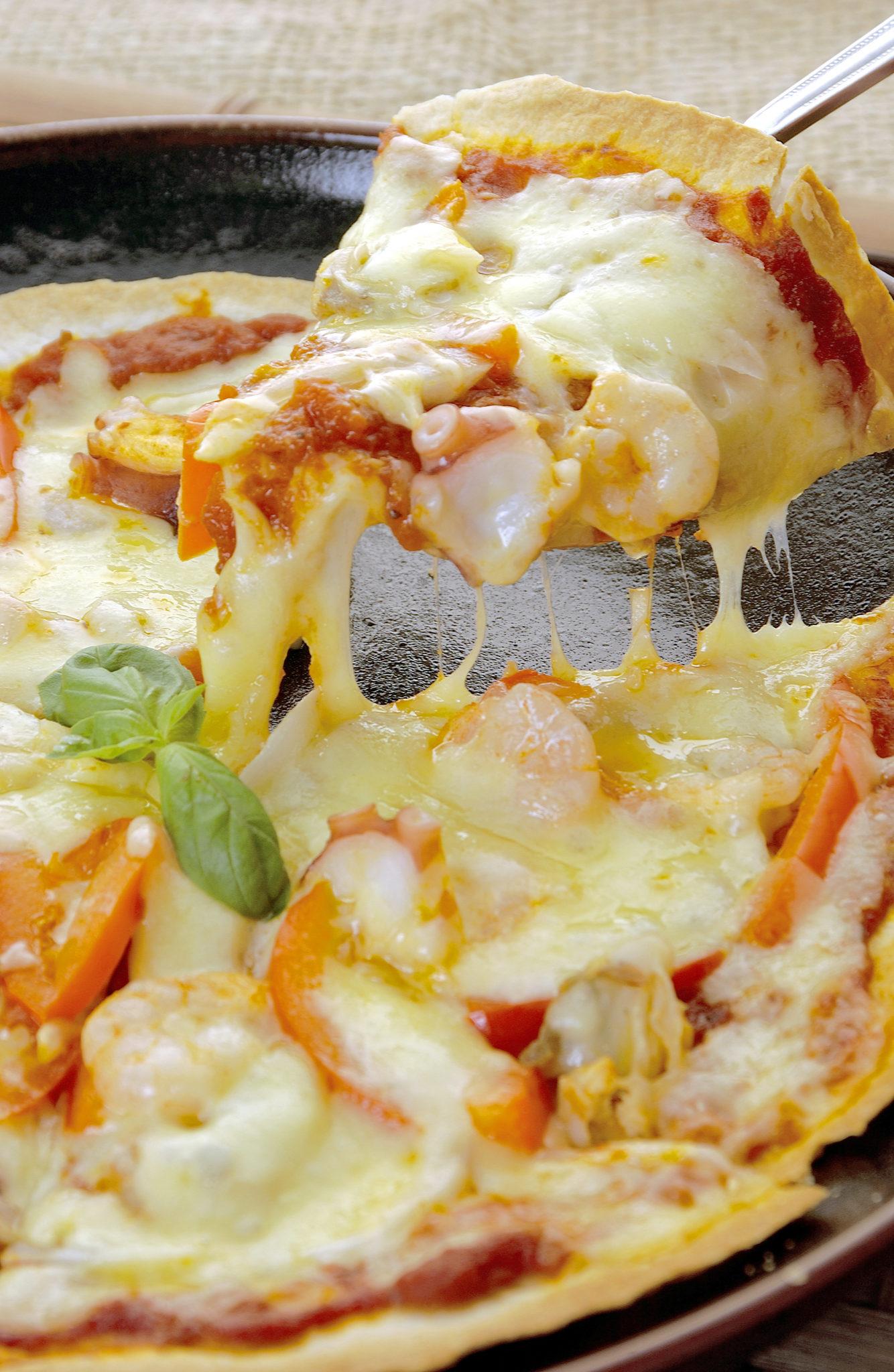 各種Pizza