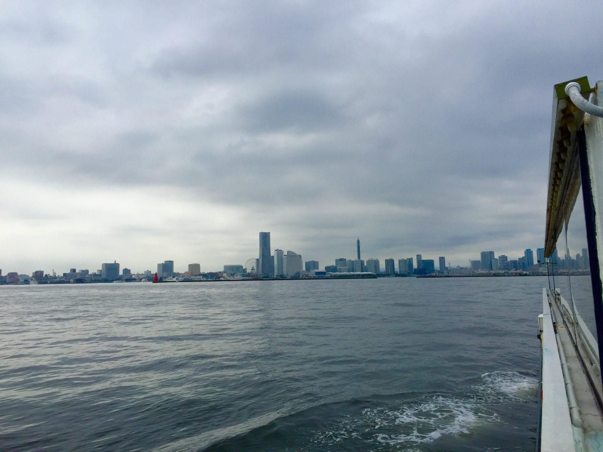 海洋散骨ツアー3