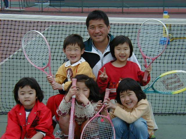 ナゴヤテニススポーツ少年団