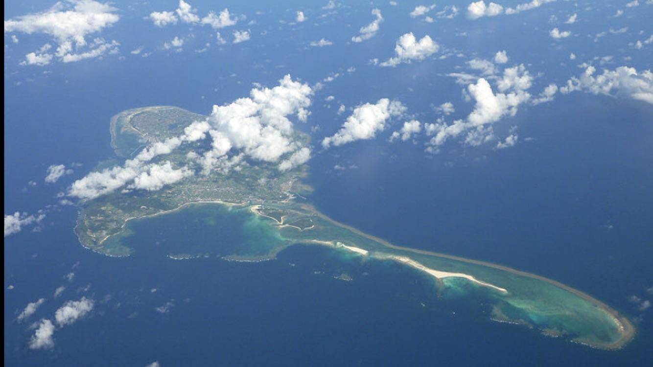 沖縄・久米島